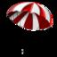 64x64 of Parachute