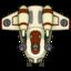 64x64 of Republic Gunship