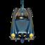 64x64 of Batmobile 1950s