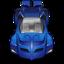 64x64 of Batmobile 1990s