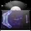 64x64 of Vinyl metallica