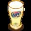 64x64 of Miller beer glass