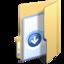 64x64 of BitTorrent Folder 1