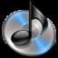64x64 of Black iTunes