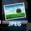 64x64 of Jpeg File