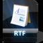 64x64 of Rtf File