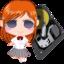 64x64 of Bleach Chibi Inoue Drive