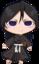 64x64 of Bleach Chibi Nr  6 Rukia by rukichen