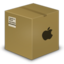 64x64 of Apple box