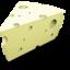 64x64 of Swiss cheese