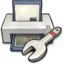 64x64 of Printer Setup Utility If you like Buuf please consider donating Icon Spam