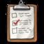 64x64 of Task List