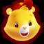 64x64 of Funshine Bear