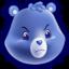 64x64 of Grumpy Bear