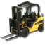 64x64 of Lift Truck CAT