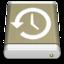 64x64 of Lightbrown External Drive Backup
