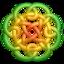64x64 of Greenyellow circleknot