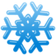 64x64 of Snow flake