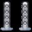64x64 of Harman Kardon SoundSticks II Speakers only