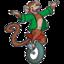 64x64 of Monkey 1
