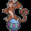 64x64 of Monkey 2