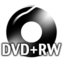64x64 of Black DVDplusRW