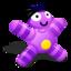 64x64 of Grape Doll
