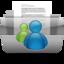 64x64 of MSN Conversations