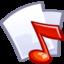 64x64 of Audio file