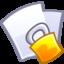 64x64 of Lock file