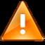 64x64 of Messagebox Warning