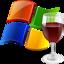 64x64 of wine