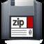 64x64 of zip unmount