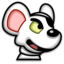 64x64 of Danger Mouse