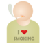 64x64 of I love smoking