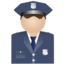 64x64 of Policeman uniform