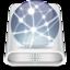 64x64 of iDisk Graphite