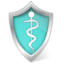 64x64 of Health care shield