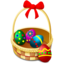 64x64 of Easter Basket