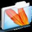 64x64 of Folder CS2 ImageReady