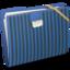 64x64 of Blue Elastic Wallpaper