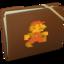 64x64 of Brown Elastic Game