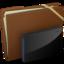 64x64 of Brown Elastic Wii