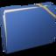 64x64 of Elastic Generic Blue