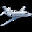 64x64 of Plane