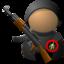 64x64 of Aspira with AK47