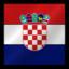 64x64 of Croatia flag