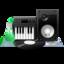 64x64 of Audio Dock