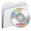64x64 of Folder CDMasters