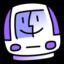 64x64 of iMac Grape